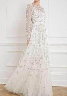 Lookbook-Needle & Thread Bridal Astral Gown