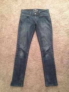 Levi's Skinny Jeans Darkwash