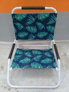 CHAIR BEACH FOLDING STEEL