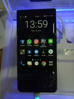 Kredit Blackberry Keyone Free speaker JBL tanpa kartu kredit
