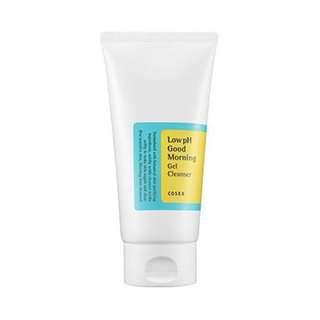 $11.90 [FREE SAMPLE] Cosrx Low pH Good Morning Gel Cleanser 150ml
