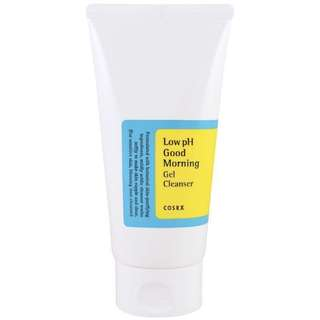 $11.90 [FREE SAMPLE] Cosrx Low pH Good Morning Gel Cleanser 150ml