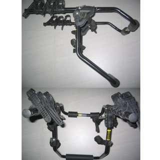 Saris Sentinel 3-Bike Car Rack