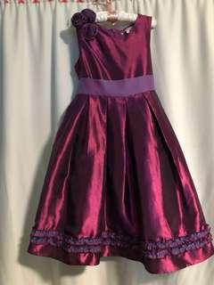 Periwinkle Purple Formal Dress