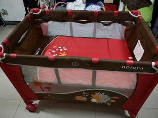 Baby crib apruva