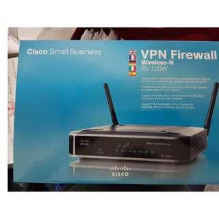 Cisco RV120W Wireless