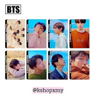 BTS ' LY - Tear ' Member / Group Photocards
