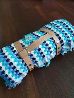Seafolly picnic rag/throw