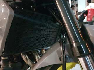 Evotech MT09 radiator guard