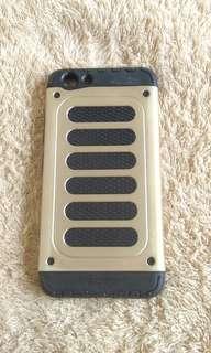 Vivo Y53 Gold armored case