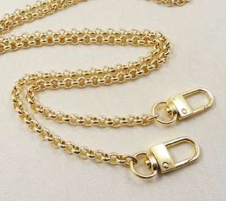 Lv style brass bag chain 純銅手袋鏈