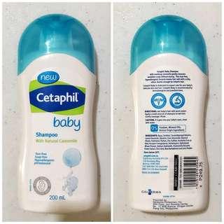 Cetaphil Baby Shampoo (New) 200ml