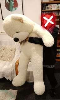 GIANT stuffed teddy