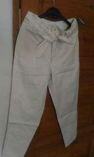 Celana panjang drill