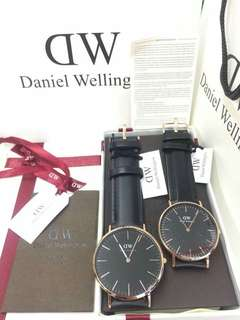 Daniel Wellington Classic Leather Watch