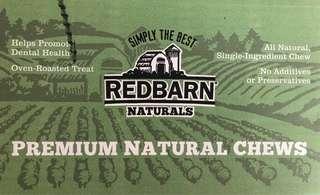 Redbarn Naturals Dog Chew - Naturally shed antler