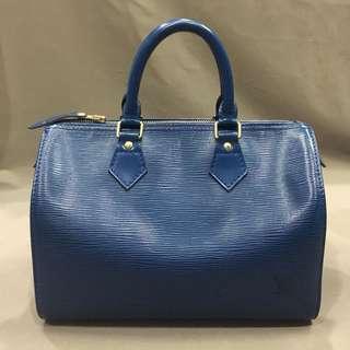 Louis Vuitton Speedy Handbag Preloved Asli