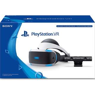 Playstation VR with Playstation Camera