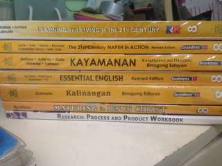 Grade 8 books!