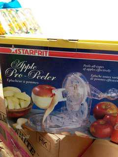 刨蘋果機另送刀片一塊