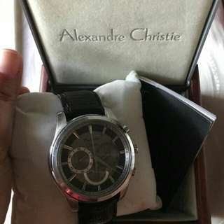 Alexandre Christie Authentic