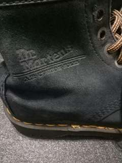 🚚 Dr. Martens 正版麂皮馬丁鞋