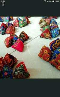 Batik five stones Assorted mixed pack