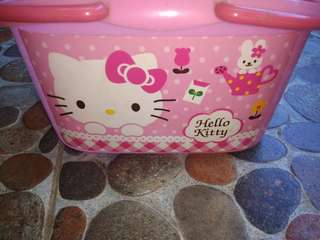 Keranjang Hello kitty