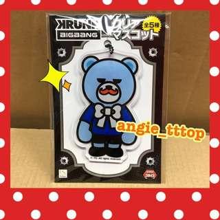 KRUNK匙扣 (T.O.P) 日本x BIGBANG