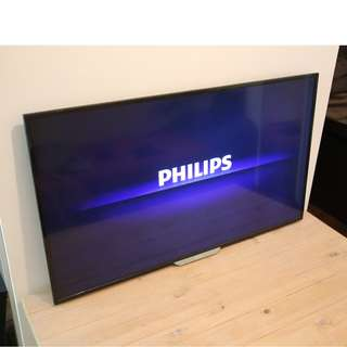 """Philips 43"""" LED TV - Excellent Condition"""