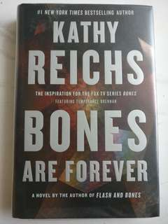 Bones are Forever, Kathy Reichs (Hardcover)