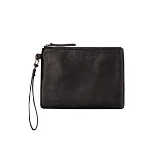 Status Anxiety Fixation Black Pouch