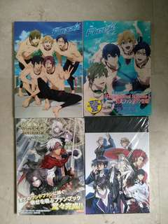 Official Anime Guidebooks