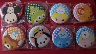 BN Disney Tsum Tsum Badge