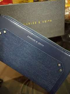 Charles & Keith Wallet NEW
