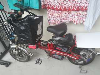 Ebike 48v for sell(no mia,no nego and no fussy buyers