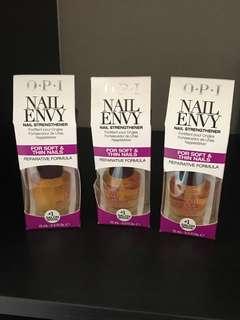 Opi soft and thin nail envy 15ml
