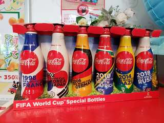 2018世界杯可口可樂 FIFA World cup coca cola