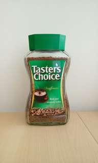 雀巢優質咖啡低因咖啡 Taster's Choice Decaf Coffee