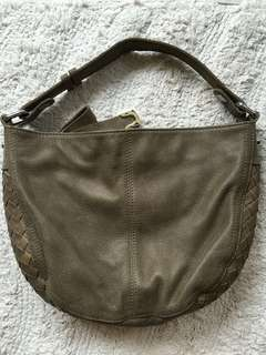 Army Green Handbag