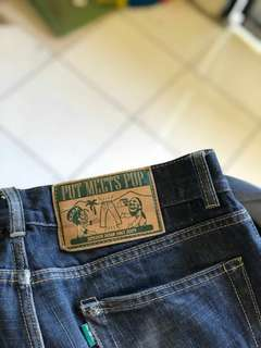 PMP Denim Super thaistick
