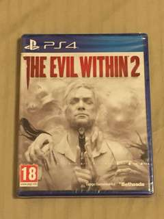 The Evil Within 2 PS4 R2