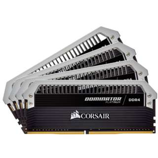 Corsair 2800MHz 16GB (4 x 4GB) Dominator Platinum DDR4