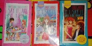Pocket books (Wattpad)