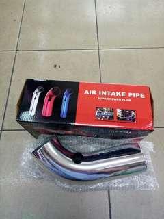 air intake pipe