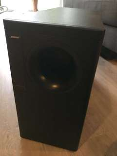 Bose Lifestyle (20 and 30) Music System