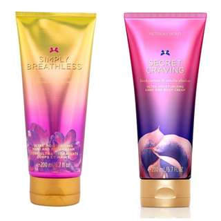 🆕💁🏻♀️ VS Hand & Body Cream.