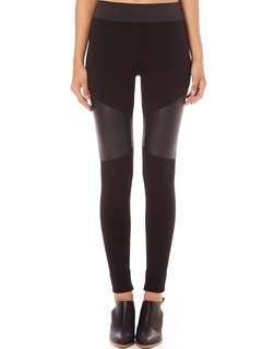 GLASSONS panelled ponte pants (brand new)