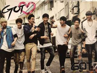 GOT7 GOT LOVE Album 淨專