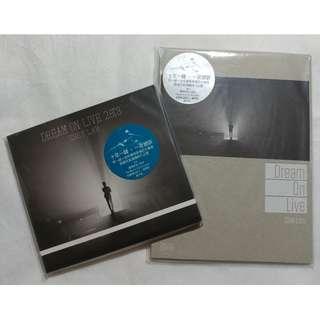 全新未拆 林一峰《Dream On Live 2013》2CD + DVD版 两張齊售